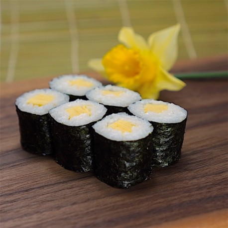 Maki omleta Tamago 卵焼き